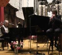 Martinus Wolf en Steph Van Uytvanck Kerkconcert 4