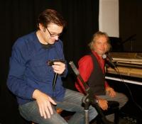 Martinus Wolf en Steph Van Uytvanck